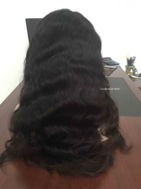 Body wave natural color