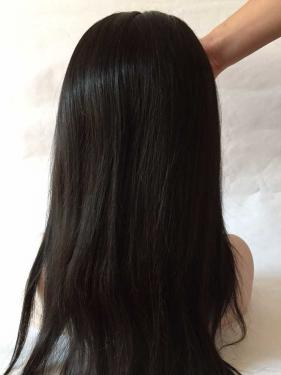 Silky Straight Natural Color